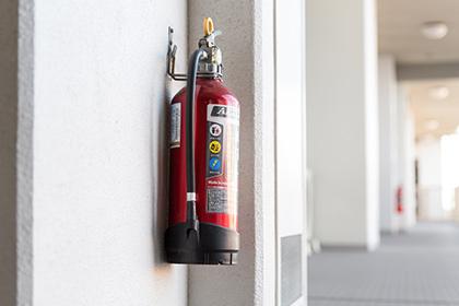 消火器・消火設備